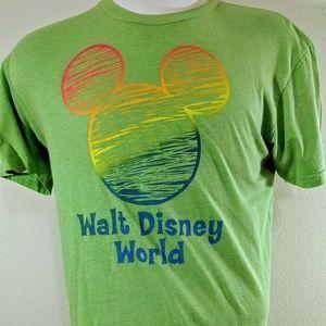 Walt Disney World Parks rainbow Mickey Ears Large